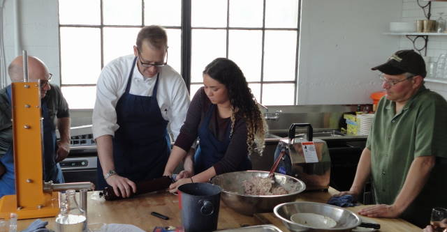 Cooking Class May 2014 1